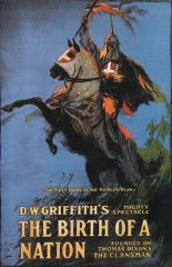The Birth of a Nation 1915 DVD - Lillian Gish